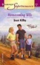 Superromance: Homecoming Wife : The Wilde Men 1212 by Joan Kilby (2004,...