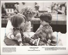 PF Child´s Play ( Catherine Hicks , Alex Vincent )