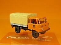Busch MCZ 03 170 IFA Robur Lo 2002 A BMK Kohle & Energie Hoyerswerda Scale 1 87