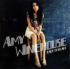 Amy Winehouse BACK TO BLACK (+SLIPMAT) 180g +MP3s Alternate Cover NEW VINYL LP