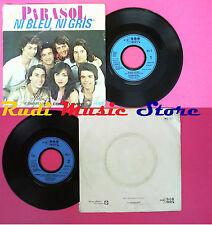LP 45 7'' PARASOL Ni bleu ni gris Comme l'eau le vent 1980 france no cd mc dvd