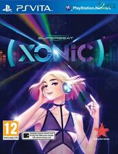 Superbeat Xonic PS Vita * NEW SEALED PAL *