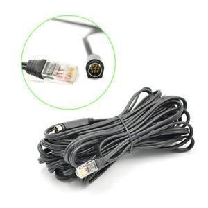 29.5Ft Bose-RJ45 to 8Pin DIN Audio Cable Lifestyle AV18/28/38/48 PS18/28/38/48