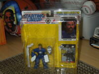 Grant Fuhr NEW 1993 SLU Starting Lineup Buffalo Sabres Hockey NHL Action Figure