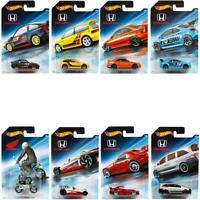 Mattel Hot Wheels 70 Jahre Honda 70th Anniversary Honda / Selección en Cars
