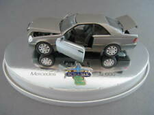 Mercedes-Benz S 600  in silber  mit Pin  SCHABAK Modell  Maßstab 1:43  OVP  NEU