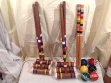 6 Player Croquet Set Complete Set Forster