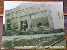 Tennessee Consolidated Coal Company Store Palmer TN Grundy County Postcard Card
