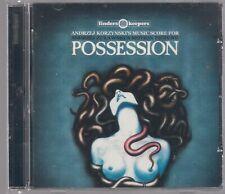 THE POSSESSION ANDRZEJ KORZYNSKI OOP CD FINDERS KEEPERS POLAND FRANEK KIMONO
