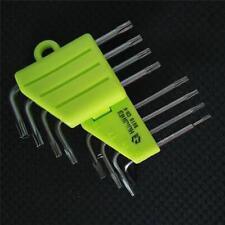 8Pcs Torx Key Star Wrench Screwdriver T5 T6 T7 T8 T9 T10 T15 T20 Repair Tool-US