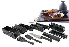 11tlg. Set Sushi Máquina Bobinas Máquina Japonés Cocina