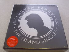 "BRYAN FERRY - The Island Singles 1973 - 1976 - 6 x 7"" Single Box // Neu // RSD"