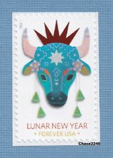 *New* 2021 Lunar New Year - Ox (Single) 2021 Mint Nh - *In Stock*