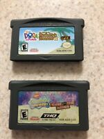 SpongeBob SquarePants Revenge of the Flying Dutchman & Dora: Pirate Pig- GBA