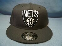 New Era 9Fifty Brooklyn Nets Solid Alternate Snapback BRAND NEW hat cap NBA BK