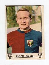 figurina - CALCIATORI PANINI 1964/65  - GENOA BICICLI