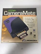 New listing Microtech Usb CamerMate Digital Film Reader For iMacs, G3, G4, And Pcs Sealed