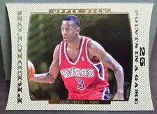 Allen Iverson card Predictor 96-97 Upper Deck #P14