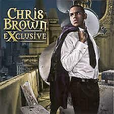 Chris Brown - Exclusive (CD 2007) - NEW & SEALED