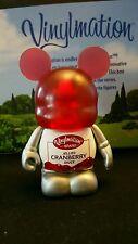 "DISNEY VINYLMATION 3"" Set 3 Holiday Cranberry Sauce Thanksgiving"