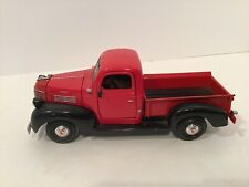 1/24 Diecast 1941 Plymouth Truck by Motor Max #73278