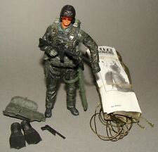 1:18  BBi Elite Force Paratroopers Modern Navy SEAL Diver Johnny Davies 4""