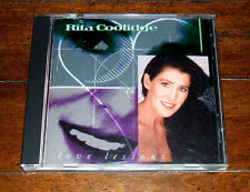 CD: Rita Coolidge - Love Lessons 1992 I Want to Know What Love Is One Heartbeat