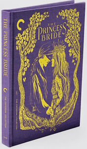 🏰THE PRINCESS BRIDE (1987) Criterion Blu-Ray SPECIAL BOOK ED, NEW 4K SCAN REG A