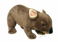 New Wombat approx 24cm Long