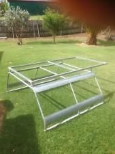 Duel /twin cab Ute canvus canopy frame