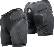 Short pantalón protector snow moto protecciones cóccix