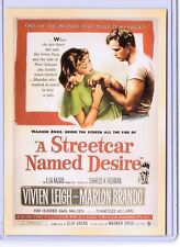 VINTAGE REPRO MOVIE POSTER A STREETCAR NAMED DESIRE REPRODUCTION POSTCARD