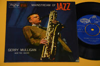"GERRY MULLIGAN SEXTET 7"" 45 TOP JAZZ 1°ST ITALY '60 EX !!"