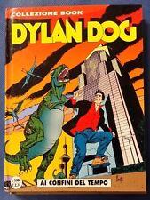▲ DYLAN DOG COLLEZIONE BOOK 50 AI CONFINI DEL TEMPO MAI LETTO DA MAGAZZINO