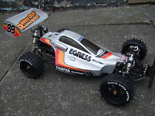 Kamtec Tamiya Egress Reproduction 1:10 RC fuera de carretera Buggy XL Lexan £ 29.99