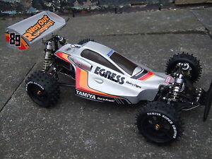 Kamtec Tamiya Egress Reproduction 1:10 RC Off Road Buggy Bodyshell Lexan