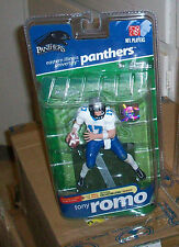 MCFARLANE NCAA COLLEGE 2 TONY ROMO VARIANT CHASE CL NEW
