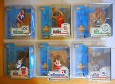 MCFARLANE NBA LEGENDS S1 SET/WILT CHAMBERLAIN/JULIUS ERVING/LARRY BIRD/MARAVICH