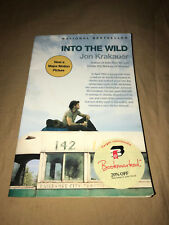 Into the Wild by Jon Krakauer Paperback Biography Christopher McCandless Book