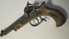 Schrödel Derringer Einzelschuss-Pistole, Pirat Kinderpistole, Fasching Pistole