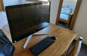 "ACER U27-880 27"" Touchscreen All-in-One PC - Silver (Prestine condition)"
