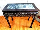 ANTIQUE Chinese Qing ROSEWOOD Console table