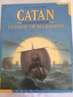 Catan Seafarers Scenario Game Legend of the Sea Robbers Sealed Family Gift Teen