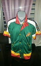CHAQUETA JACKET VINTAGE CHAMPION NBA SEATTLE SUPERSONICS TALLA S