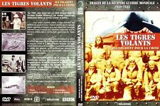 """ LES TIGRES VOLANTS "" DVD NEUF - Aviation USA-CHINE - SECONDE GUERRE MONDIALE"