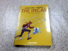 == JORDOROWSKY-MOEBIUS - THE INCAL,HUMANOIDS COMIC BOOK,SEALED Hardcover
