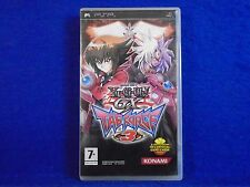 *psp YU-GI-OH GX Tagforce Tag Force 3 (NI) YUGIOH Playstation PAL UK REGION FREE