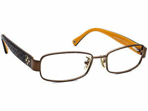 Coach Women's Eyeglasses HC 5001 Taryn 9023 Dark Brown Frame 50[]16 135