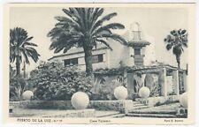 PUERTO DE LA LUZ - Las Palmas - Canary Islands - Casa Turismo #19 - c1930s era