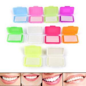 10 Packs Fruit Scent Dental Orthodontics Ortho Wax For Braces Gum Irritation